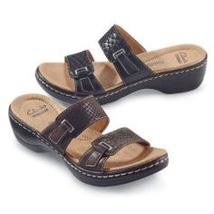 Double Strap Sandals by Clarks®