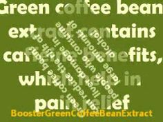 Additional Benefits of Green Coffee Beans #greencoffeebeanextract #greencoffeebean #weightloss #greencoffee