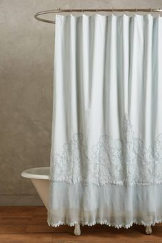 Shop The Caprice Shower Curtain And More Anthropologie At Today Read Customer Reviews Discover Product Details