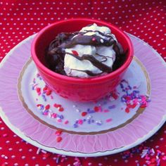 Nutella Hot Fudge Pudding Cake