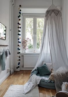 Playroom, Barnrummet, Master Bedroom, Kids Room, Toddler Bed, Furniture, Home Decor, Bedroom Ideas, Decoration
