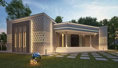 We are delighted to announce the opening of our new branch in United Arab Emirates, a new step for our team which we've been cooking for a while. The new branch is bringing together architect… Morrocan Architecture, Mosque Architecture, Modern Architecture House, Chedi Hotel, Modern Villa Design, Model House Plan, Bungalow House Design, Modern Farmhouse Exterior, House Elevation