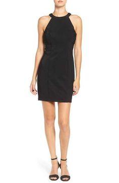 Love, Nickie Lew Body-Con Dress