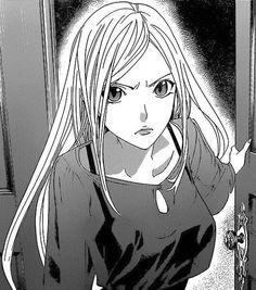 I'd like to think that this was a chapter where Bishamon is gung-ho about finding where the fuq Kazuma went xD Bishamonten Noragami, Noragami Manga, Oc Manga, Manga Art, Manga Anime, Naruto Oc, Female Anime, Anime People, Manga Pages