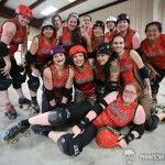 Being Derby - by Candy Heartless of the Lakeland Derby Dames