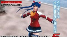 Marie Rose as Wendy?! A better look at Dead or Alive 5: Last Round's Fairy Tail costumes - http://sgcafe.com/2016/06/marie-rose-wendy-better-look-dead-alive-5-last-rounds-fairy-tail-costumes/