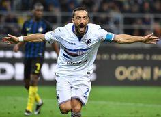 RISULTATI Serie A, Inter Sampdoria 1-2, decide un rigore di Quagliarella