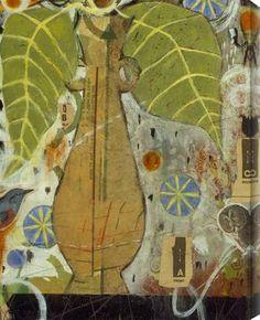 Sew Vase I- Judy Paul