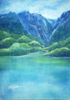 RELAX画「上高地」[chizuko] | ART-Meter