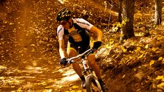 10 great places to take on mountain-bike trails.