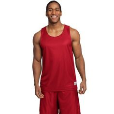 Customize this promotional Sport-Tek  PosiCharge Reversible Mesh Tank and promote your company! Brought to you by ShopletPromos.com - promotional products for your business.