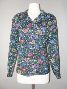 Vintage Clothing Stores, Shirt Dress, Blouse, Vintage Outfits, Floral Prints, Amazing, Mens Tops, Shirts, Clothes