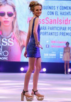 #DESFILE #SS16 #NIGHT #NOCHE #VESTIDO #FIESTA #ELEONORAERICO #MISSSANISIDRO #EVENTO