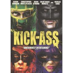 Kick- (dvd_video), Movies