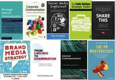 Recommended books on internal communication, PR, social media and employee engagement