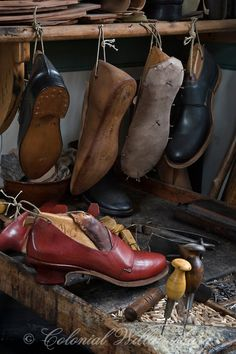 Shoe Shop, Williamsburg, VA