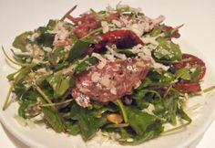 Italiaanse salade met truffelsalami | Het lekkerste recept vind je op AllesOverItaliaansEten