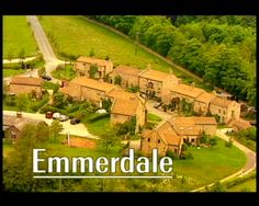 Emmerdale (1972- ; UK - ITV) -- My guilty soap pleasure. The bucolic lives of Emmerdale residents are disrupted by scandal, affairs, and murder.