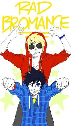 Dave and John | Why Homestuck...Why | Pinterest | Homestuck ...