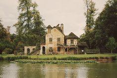 marie antoinette's hamlet, versailles