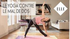 Le yoga contre le mal de dos - ELLE YOGA