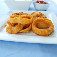 Baked Onion Rings (Gluten Free) Recipe | Yummly