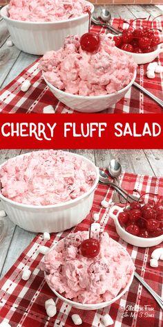 Whipped Cream Desserts, Fluff Desserts, Summer Desserts, Just Desserts, Jello Recipes, Snack Recipes, Dessert Recipes, Salad Recipes, Raspberry Recipes