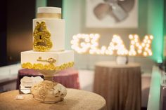 Add the WOW Factor #eventdecor #wedding #personalize #lights