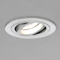 Buy Astro Lighting 5675 - Taro Adj Fire Resistant Indoor Brushed Aluminium Down Light online from The Lighting Company. Free UK delivery on orders over Recessed Spotlights, Ceiling Spotlights, Flush Ceiling Lights, Ceiling Fan, Wall Lights, Astro Lighting, Sconce Lighting, Modern Lighting, House Lighting