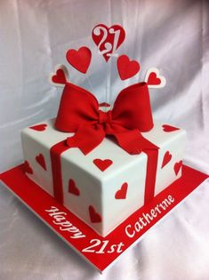 Just a cake - by Mardie Makes Cakes @ CakesDecor.com - cake decorating website