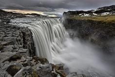 2. DETTIFOSS #Waterfall [Jokulsargljufur, Northeast Region]