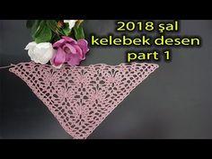 2018 şal modelleri - YouTube