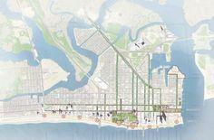 Tourism District Master Plan / The Jerde Partnership