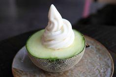 Helado de melón - Receta espectacular | Demos la vuelta al día