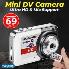 Online Shopping Uae, Computer Camera, Mini Camera, Sd Card, Digital Camera, Delivery, Amazing, Digital Cameras