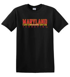 #Maryland #Terps #Shirt $11.99 @ 7417 Baltimore Ave College Park, MD 20740