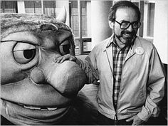 """Please don't go. We'll eat you up. We love you so."" RIP Maurice Sendak."