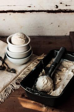 Coconut Sorbet / Pastry Affair
