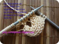 Katia Ribeiro Acessórios: Blusa em tricô com passo a passo do ponto