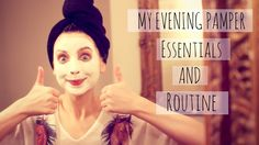 My Pamper Evening Essentials | Zoella My favorite video on this fabulous girl's channel!