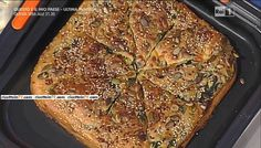 La ricetta della torta sfogliata con spinaci primosale e pomodorini secchi di Natalia Cattelani del 30 novembre 2015 - La prova del cuoco