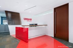 The New Urban Systems' Surrey Offices