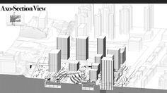 how buildings work :: Gangnam Express Bus Terminal (Urban-Optimisation project)