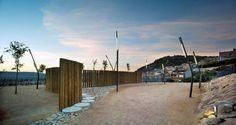 Cañadas Park / Abis Architecture