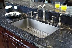 Blanco faucet & sink https://www.facebook.com/blancoamerica/photos/a.340273716005091.87506.201317759900688/912914138741043/?type=1