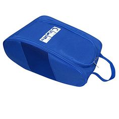 TooPhoto Sports Athletics Gym Travel Portable Shoes Organizer Storage Bag Blue *** Continue to the product at the image link. Note:It is Affiliate Link to Amazon.