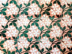 Love the Pattern | Tiles, Barcelona | Inspiration
