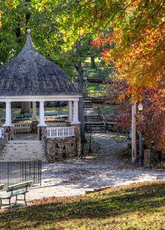 Park In El Dorado Springs, Missouri