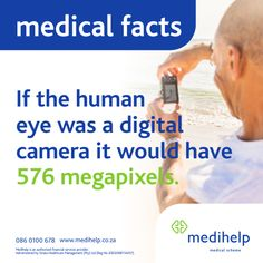 Need a medical aid? Medihelp Medical Scheme has ten plans to choose from. Human Eye, Human Body, Medical Facts, Trivia, Did You Know, Digital Camera, Fun Facts, Health Fitness, How To Plan