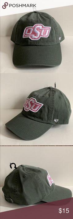 1962e1eb414  47 Brand OSU Glitter Clean Up Cap  47 Brand Women s NCAA Oklahoma State  University